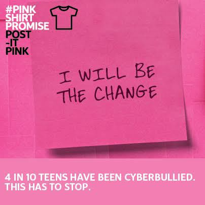 What is your Pink Shirt Promise? Feb 24 is Anti-Bullying Day ...
